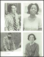 1974 Whetstone High School Yearbook Page 24 & 25