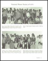1974 Whetstone High School Yearbook Page 44 & 45