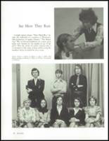 1974 Whetstone High School Yearbook Page 68 & 69