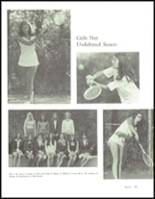 1974 Whetstone High School Yearbook Page 112 & 113