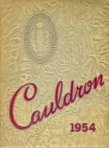 1954 Yearbook Liberty High School