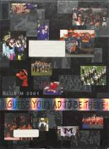 2001 Yearbook Manhattan High School