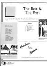 1988 Huntington High School Yearbook Page 38 & 39