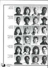 1988 Huntington High School Yearbook Page 126 & 127