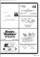 1988 Huntington High School Yearbook Page 262 & 263