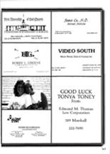 1988 Huntington High School Yearbook Page 266 & 267