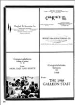 1988 Huntington High School Yearbook Page 290 & 291