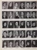 1969 Birmingham High School Yearbook Page 38 & 39
