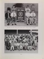 1969 Birmingham High School Yearbook Page 86 & 87