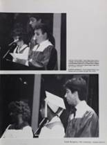 1985 North High School Yearbook Page 38 & 39