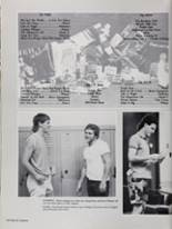 1985 North High School Yearbook Page 44 & 45