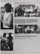 1985 North High School Yearbook Page 58 & 59