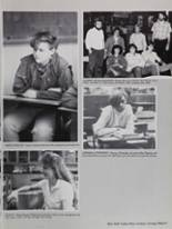 1985 North High School Yearbook Page 68 & 69