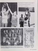 1985 North High School Yearbook Page 86 & 87