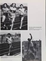 1985 North High School Yearbook Page 104 & 105
