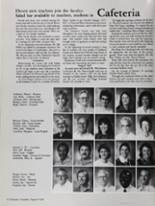 1985 North High School Yearbook Page 116 & 117