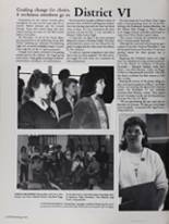 1985 North High School Yearbook Page 122 & 123