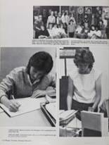 1985 North High School Yearbook Page 126 & 127