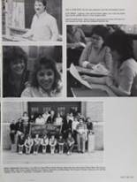 1985 North High School Yearbook Page 132 & 133