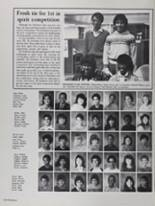 1985 North High School Yearbook Page 142 & 143
