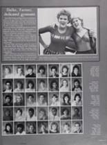 1985 North High School Yearbook Page 156 & 157