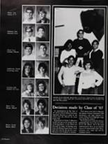 1985 North High School Yearbook Page 160 & 161