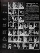 1985 North High School Yearbook Page 162 & 163