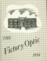 1954 Yearbook Victory High School