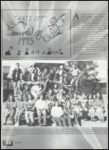 1995 Lindsay High School Yearbook Page 10 & 11
