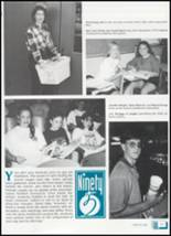 1995 Lindsay High School Yearbook Page 20 & 21