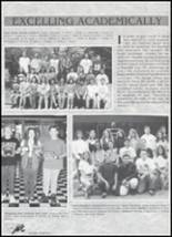 1995 Lindsay High School Yearbook Page 44 & 45