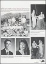1995 Lindsay High School Yearbook Page 54 & 55