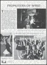 1995 Lindsay High School Yearbook Page 68 & 69