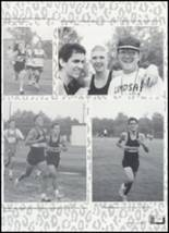 1995 Lindsay High School Yearbook Page 70 & 71