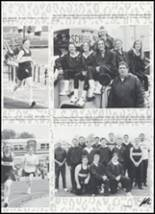 1995 Lindsay High School Yearbook Page 72 & 73