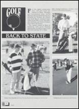 1995 Lindsay High School Yearbook Page 80 & 81