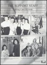 1995 Lindsay High School Yearbook Page 110 & 111
