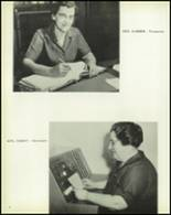 1958 DeRuyter Central High School Yearbook Page 10 & 11