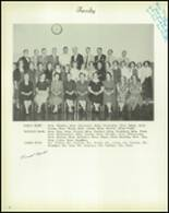 1958 DeRuyter Central High School Yearbook Page 12 & 13