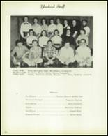 1958 DeRuyter Central High School Yearbook Page 14 & 15