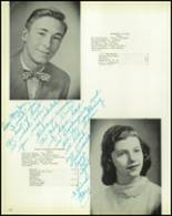 1958 DeRuyter Central High School Yearbook Page 24 & 25