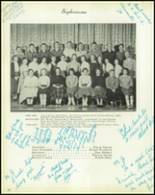 1958 DeRuyter Central High School Yearbook Page 28 & 29