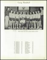 1958 DeRuyter Central High School Yearbook Page 46 & 47