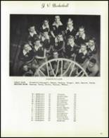 1958 DeRuyter Central High School Yearbook Page 50 & 51