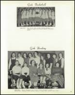 1958 DeRuyter Central High School Yearbook Page 52 & 53