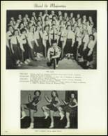 1958 DeRuyter Central High School Yearbook Page 58 & 59