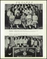 1958 DeRuyter Central High School Yearbook Page 60 & 61