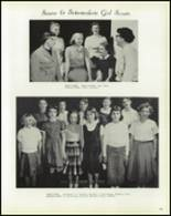 1958 DeRuyter Central High School Yearbook Page 64 & 65
