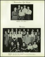1958 DeRuyter Central High School Yearbook Page 66 & 67