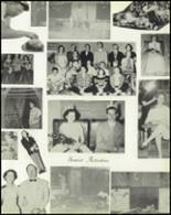 1958 DeRuyter Central High School Yearbook Page 70 & 71